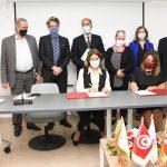 Signature de la convention entre l'APIA et la Radio Nationale